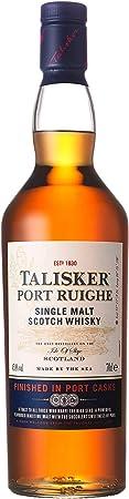 Talisker Port Ruighe 681145 - Juego de 2 Botes de Whisky escocés (45,8%, 700 ml)