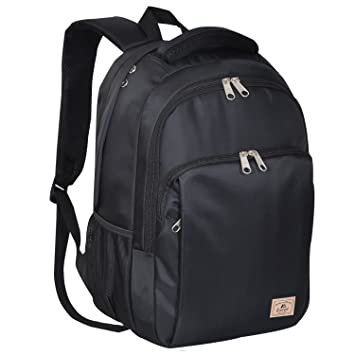 5d71dfd25 Amazon.com | Everest City Travel Backpack, Black | Casual Daypacks