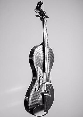 F & C de fibra de carbono para violín: Amazon.es ...