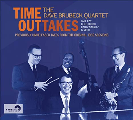 Buy Dave Brubeck - Time OutTakes New or Used via Amazon