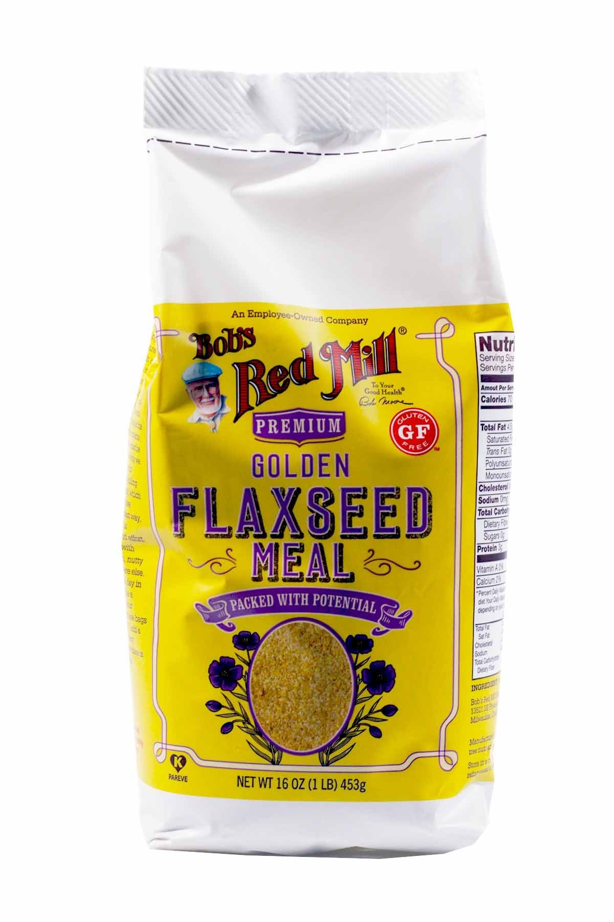 Bob's Red Mill Golden Flaxseed Meal - 16 oz.