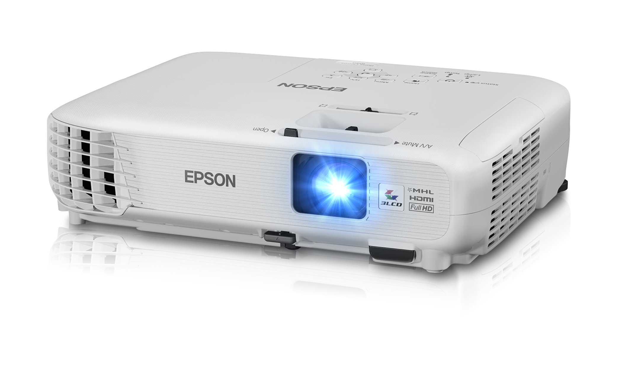 (Renewed) Epson Home Cinema 1060 Full HD 1080p Projector