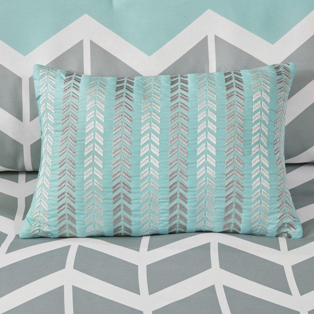 Intelligent Design Nadia Comforter Set Twintwin X Large Teal Id10 231