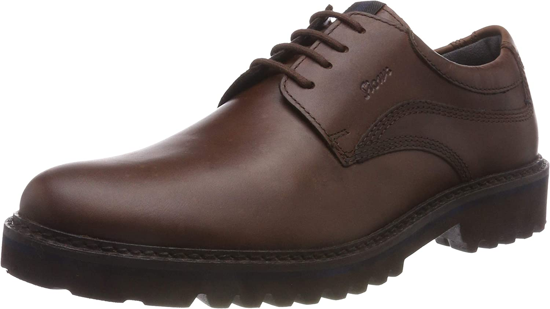 Sioux Quendron-700, Zapatos de Cordones Derby para Hombre
