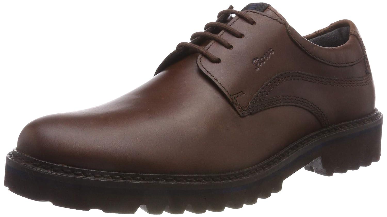 TALLA 41 EU. Sioux Quendron-700, Zapatos de Cordones Derby para Hombre