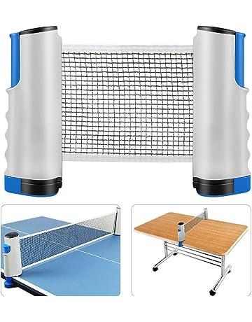 Spokey Unisexs ROLLNET Table Tennis Net Multi-Colour One Size