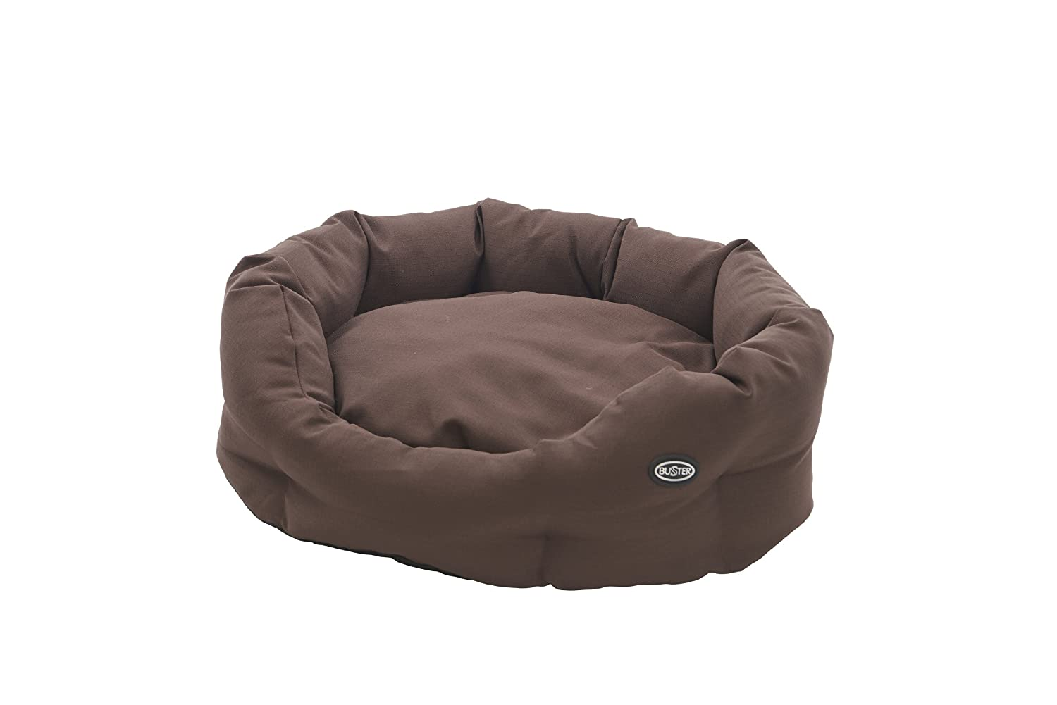 Buster Cocoon Bed 18 in, Bitter Chocolate