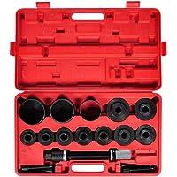 vidaXL 20 tlg. Radlager Werkzeug Set Radlagerwerkzeug Radlagerabzieher Montage