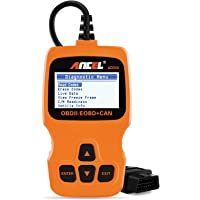 ANCEL AD310 Orange Classic Enhanced Universal OBD II Scanner Car Engine Fault Code Reader CAN Diagnostic Scan Tool