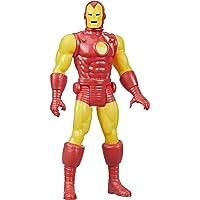 Marvel Hasbro Legends 375 - Figura de acción de Iron Man de 3.75 Pulgadas
