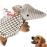 Oneisall Hund Plüsch quietschend Spielzeug Ausbildung quietschende Spielzeug Plüschtier
