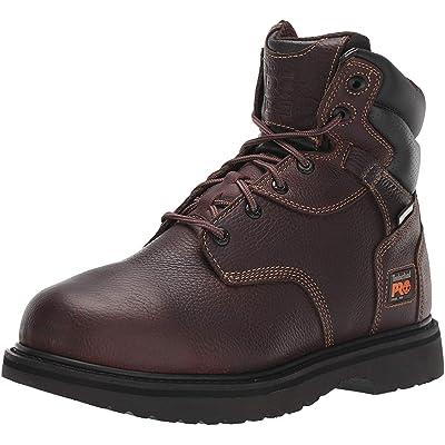 "Timberland PRO Men's 6"" Steel Toe Internal Metguard Boot | Industrial & Construction Boots"