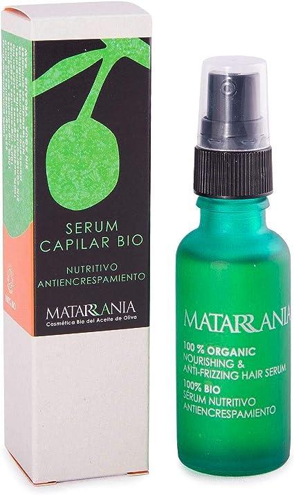 Matarrania - Serum Capilar Nutritivo Antiencrespamiento Matarrania ...