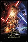 Amazon Price History for:The Force Awakens Theatrical One Sheet Art 24x36 Poster