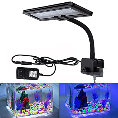 Hygger Aquarium Light Clip Clamp Kit for Fish Tanks