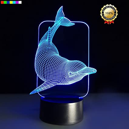 Lamps, Lighting & Ceiling Fans New Creative Night Lights 3d Led Headphone Light 7 Color Decorative Home Gifts Soft And Antislippery