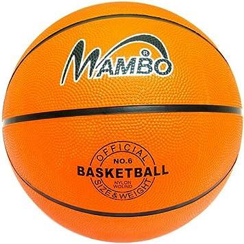 Mambo Balón de Baloncesto 25.3 cm: Amazon.es: Hogar