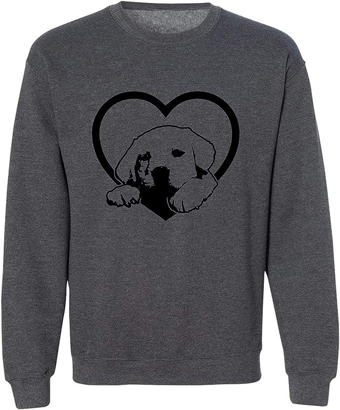zerogravitee Labrador Retriever Adult Hooded Sweatshirt