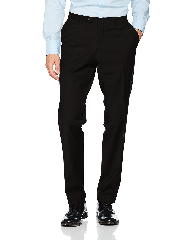 Club of Gents CG Archiebald Pantalones de Traje para Hombre