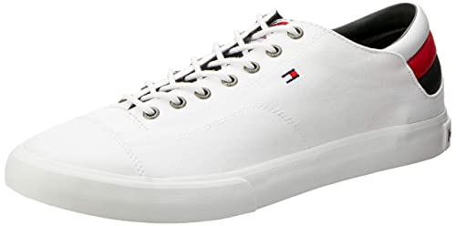 arriving huge inventory finest selection Tommy Hilfiger Hilfiger Long Lace Sneaker Mens Trainers: Amazon.co ...