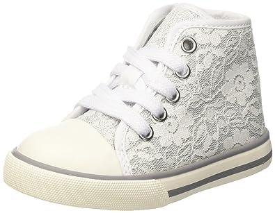 Cremina, Sneakers Bébé Fille, Blanc Cassé (Bianco), 26 EUCHICCO