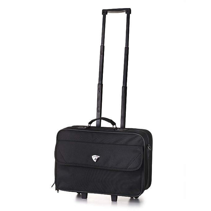 ... 50 cm/55 cm Maleta Equipaje, perfecto para viajes de trabajo profesional y como ligero equipaje de mano vuelo bolsas, un carro/con ruedas para ...