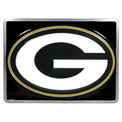 Siskiyou Green Bay Packers NFL Hitch Cover: Automotive