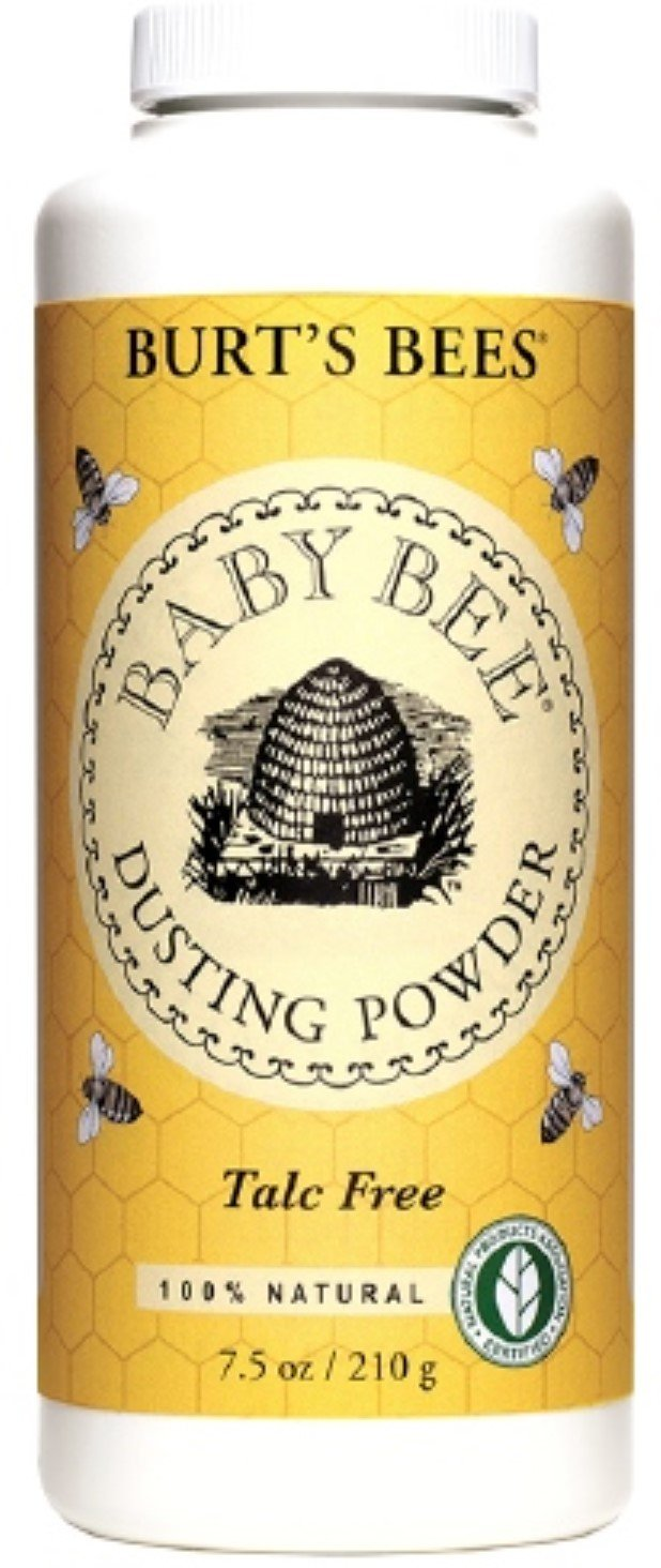 BABY BEE DUSTING POWDER BOTTLE by Burt's Bees