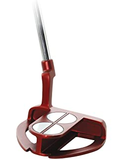 Ray Cook Hombre SR500 Plata Ray Putter, Negro, 86,36 cm ...