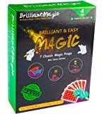 BrilliantMagic Magic Trick Kit for Kids (Green)