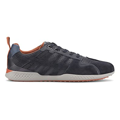 Geox Men's U Snake.2 a Trainers: Amazon.co.uk: Shoes & Bags