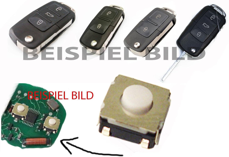 1x Für Seat Klappschlüssel Fernbedienung Funkschlüssel Schlüssel Mikroschalter Smd Taster Microschalter Auto