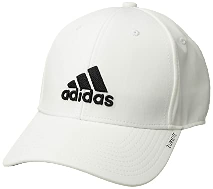 9e19e356e3e Amazon.com  adidas Men s Gameday Stretch Fit Structured Cap  Sports ...