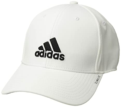 c29c290566d Amazon.com  adidas Men s Gameday Stretch Fit Structured Cap  Sports ...