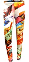 Street Fighter V Character Leggings for women