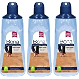 Bona WM700054001 Hardwood Floor Cleaner (3 Pack) 34 oz. Cartridge