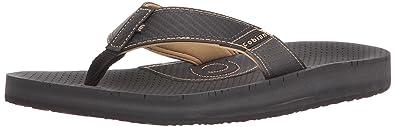 22a55c5de78 cobian Men s ARV Flip-Flop Black  Amazon.co.uk  Shoes   Bags