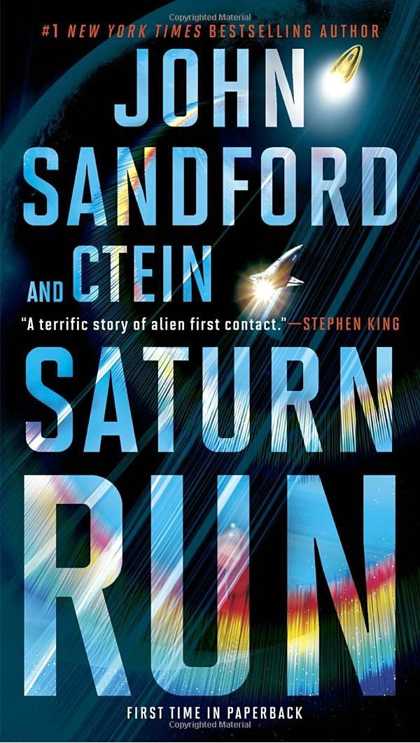 Saturn Run John Sandford