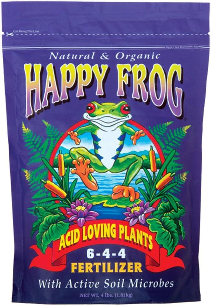 FoxFarm Happy Frog Acid Loving Food - 4 lbs.