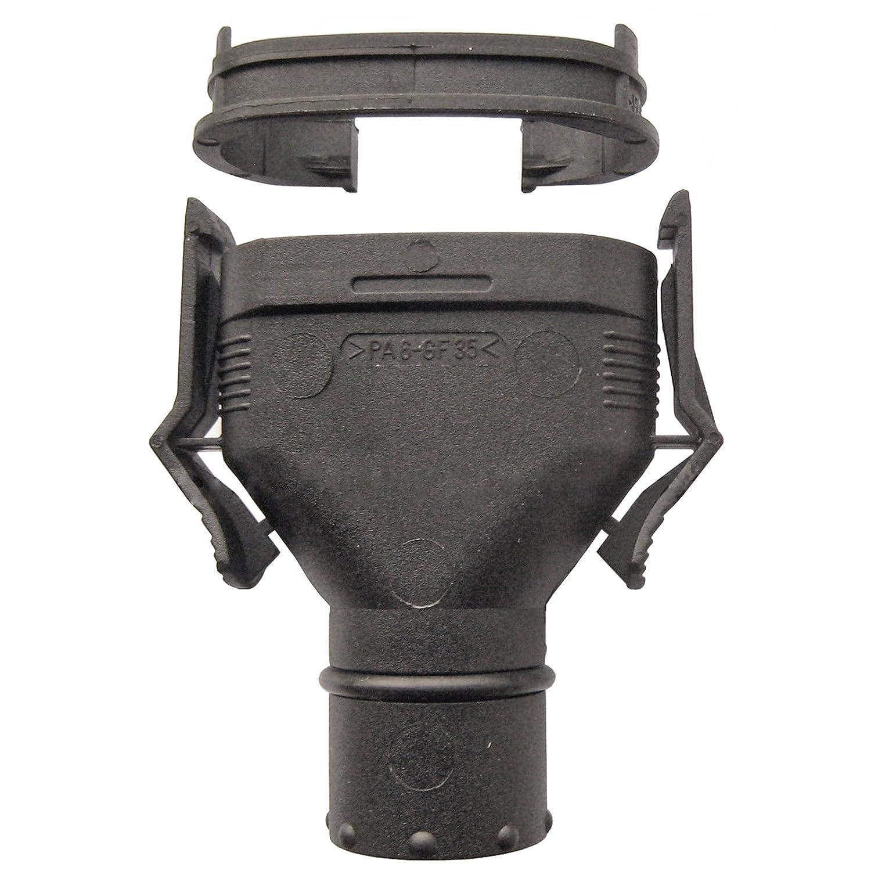 Bosch Genuine Dust Extractor Port Light Sander Hose Adaptor Vacuum Cleaner Attachment