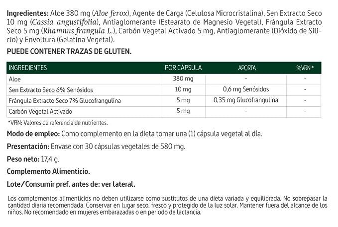 Nature Essential Evacuaplus Complex - 30 Cápsulas: Amazon.es: Salud y cuidado personal