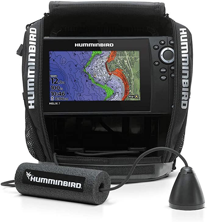 Humminbird Ice Helix 7 Chirp Gps G3n All Season Sport Freizeit