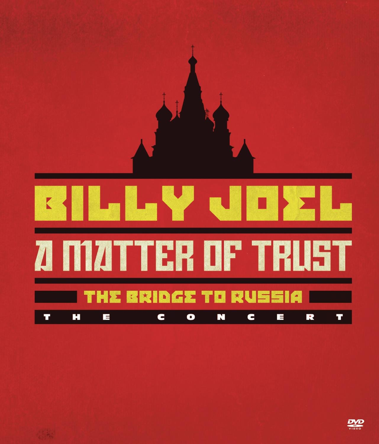 A Matter of Trust: The Bridge to Russia: The Concert (DVD)