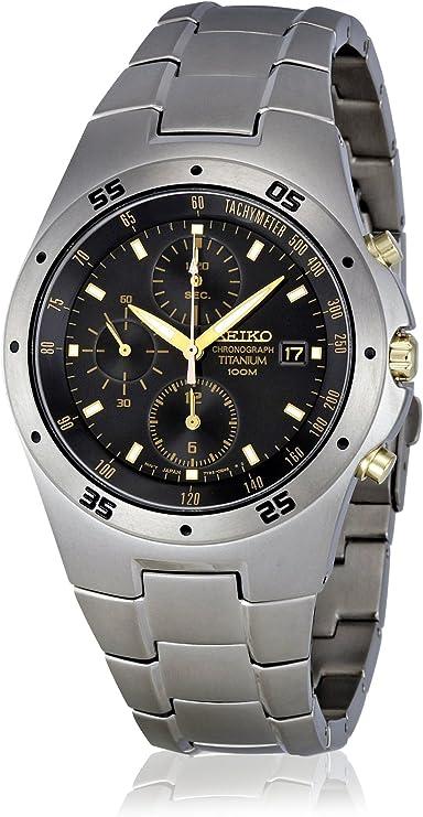 セイコー SEIKO クロノグラフ メンズ 腕時計 SND451P1 [並行輸入品]