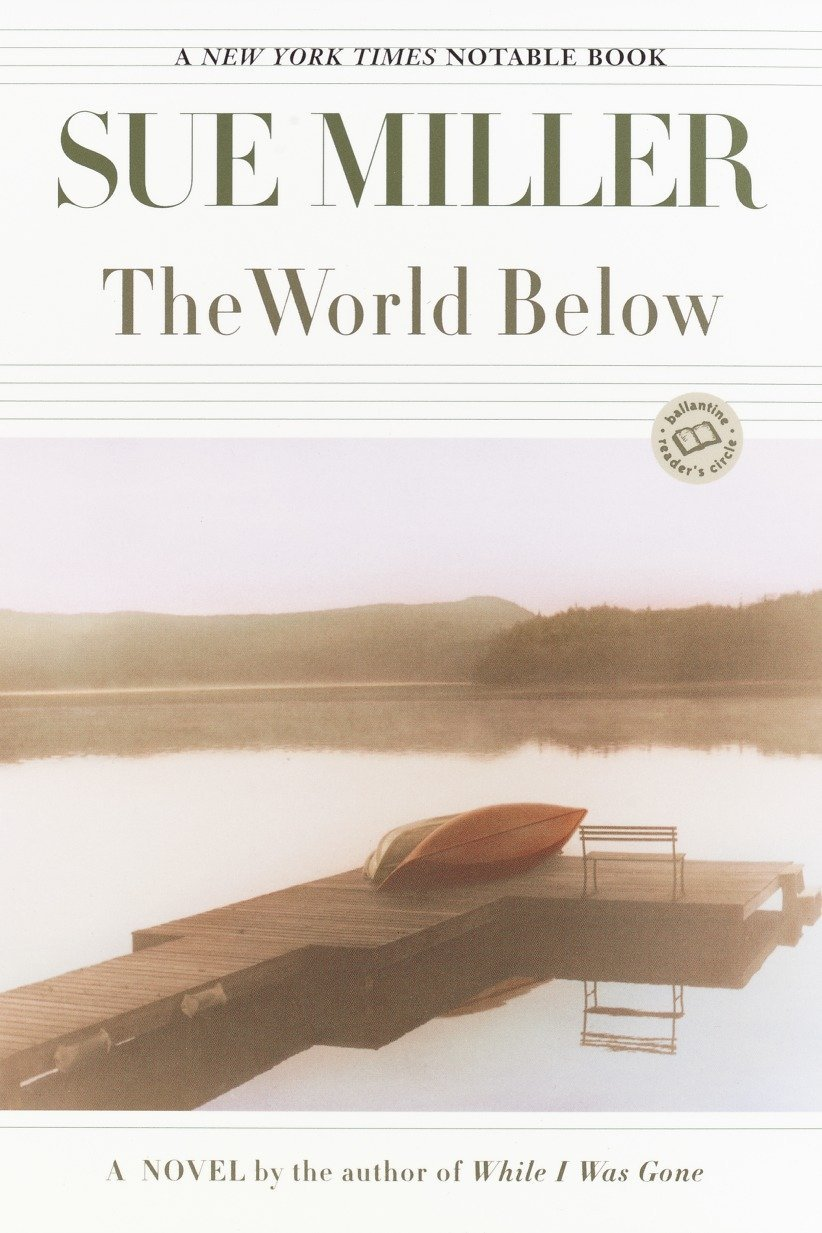 The World Below: A Novel (Ballantine Reader's Circle) ebook