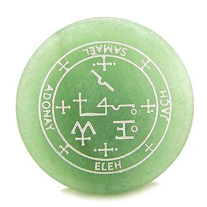 Amazon com: Sigil of the Archangel Samael Magical Amulet