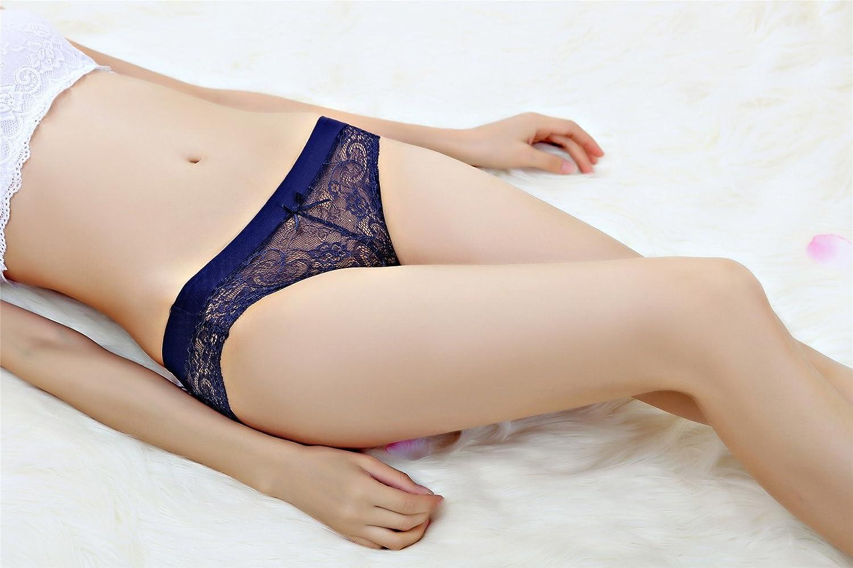 Snknh tangas, bragas, Europa y los Estados Unidos bragas de encaje para mujer tentación transparente ropa interior de mujer cintura baja bragas de encaje ...