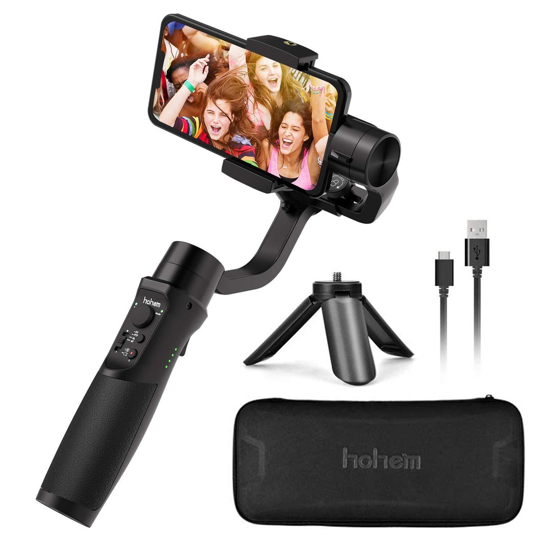 Hohem iSteady Mobile Plus, 3-Axis Handheld Gimbal