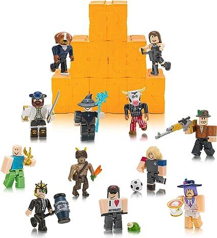 14 Mejores Imágenes De Roblox Jugetes Para Niñas Ropa De Amazon Com Roblox Action Collection Figura De Misterio Serie 5 6 Unidades Toys Games