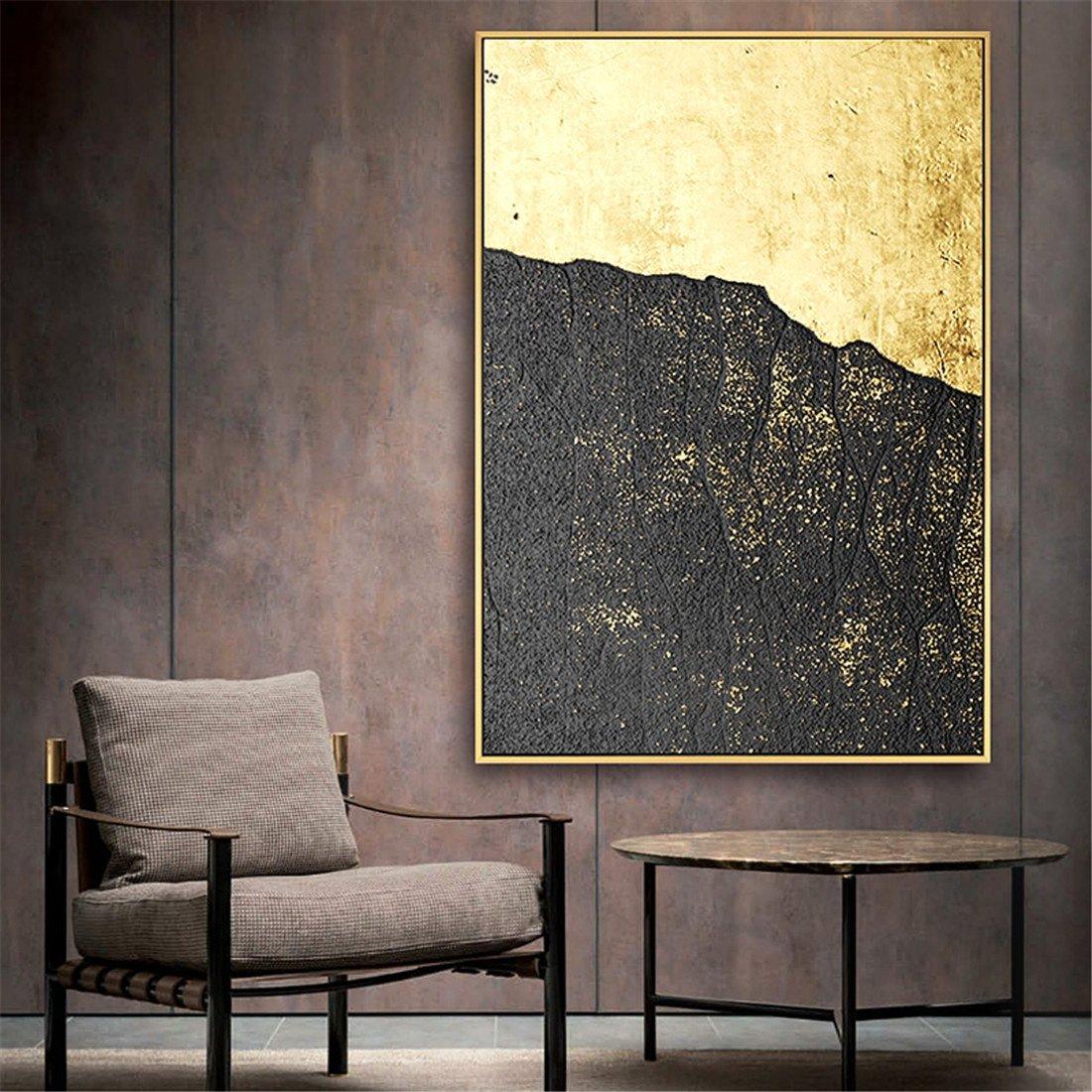 Pittura Pareti Stile Moderno.Bing Stile Moderno Pittura Decorativa Astratta Soggiorno